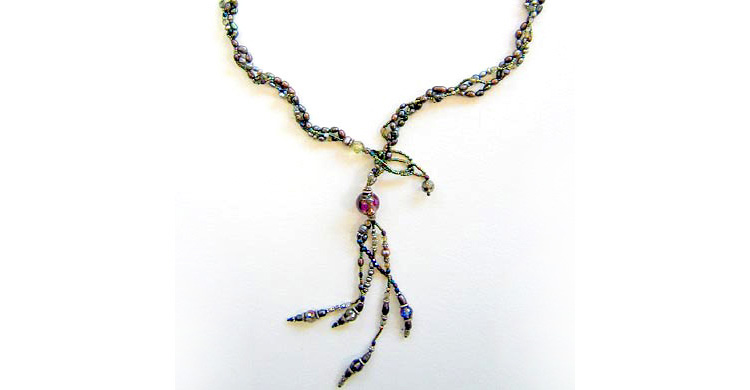 Cathy George Design Necklace